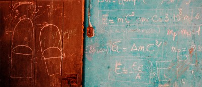 Homework (Kaolak village, Senegal).