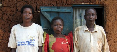 Village adults (outskirts of Kampala, Uganda)