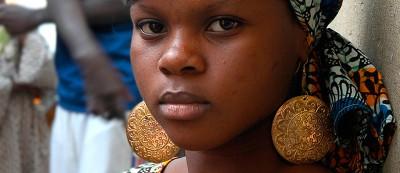 Girl (Kaolak, Senegal)