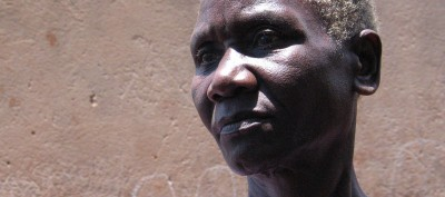 Village Lady (Outer Kampla, Uganda)