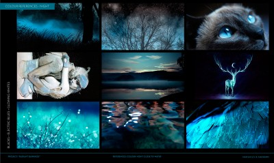 """RD_Colour references: """"dark night"""""""