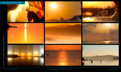 "RD_Colour References: ""sunrise"""