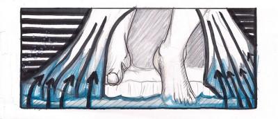 Storyboard: Radiant Darkness – Frame 3