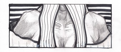 Storyboard: Radiant Darkness – Frame 4