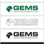 Approved versions of GEMS logo