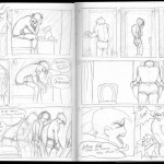 Storyboard: La Peste / Frame 2