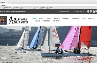 Gran Canaria Sail in Winter – home 1
