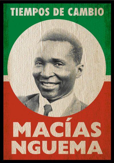 Poster: Macías 1950's – elecciones 02 | Film: Palmeras en la Nieve | 2016 © Nostromo Pictures S.L.