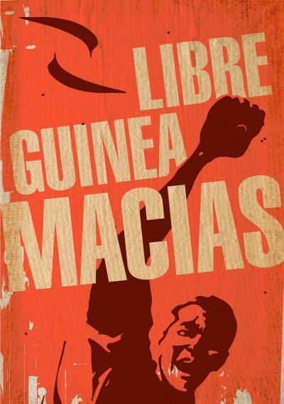 Poster: Macías 1950's – elecciones 01 | Film: Palmeras en la Nieve | 2016 © Nostromo Pictures S.L.