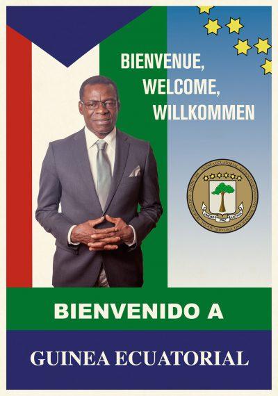 Poster: Bienvenido a Guinea | Film: Palmeras en la Nieve | 2016 © Nostromo Pictures S.L.