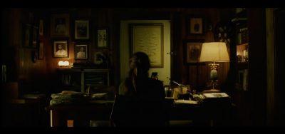 Still-frame: Despacho de Jacobo | Film: Palmeras en la Nieve | 2016 © Nostromo Pictures S.L.